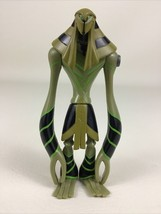 "Ben 10 Snare-Oh Alien 5"" Action Figure Cartoon Network Bandai 2007 Original - $35.59"