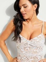 Guess TYELA FLORAL-CROCHET DRESS - $73.37