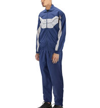 Men's Casual Running Working Out Jogging Gym Fitness Straight Leg Tracksuit Set image 13