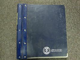 1994 Saab Teile & Zubehör Policies & Procedures Shop Manuell Fabrik OEM 94 - $89.09