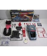GI JOE Cobra H.I.S.S. II Vehicle w/ Track Viper Figure - Hasbro 1988 - $116.09