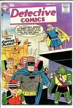 Detective #256 1958-DC-BATMAN-ROY RAYMOND-MARTIAN MANHUNTER-vf Minus - $303.13
