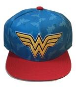Wonder Woman's  Baseball Cap - $25.99