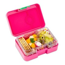 YUMBOX MiniSnack Leakproof Snack Box Cherie Pink - $20.22