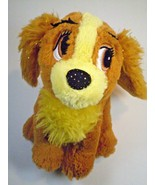 "Disney Lady Plush 8"" Lady and the Tramp Dog Tote a Tail Sparkle Bean Plush - $24.99"