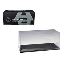 Display Show Case For 1/18 Scale Diecast Cars by Autoart 90001 - $42.77