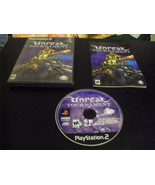Unreal Tournament  (Sony PlayStation 2, 2000) - $9.89