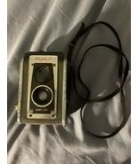 Vintage Kodak Duaflex IV Box Camera Heavy Wear - $29.69