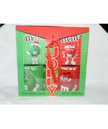 M Ms Jolly Red and Green Candy Novelty Ceramic Coffee Mug 2016 NIB - $39.99