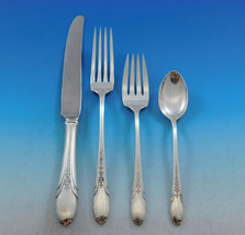 Symphony Chased by Towle Sterling Silver Flatware Set for 8 Service 34 p... - $1,850.00