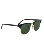Unisex Ray-Ban RB3016 Clubmaster Gloss Tortoise Polarized [RB3016-990/58... - $271.05 CAD