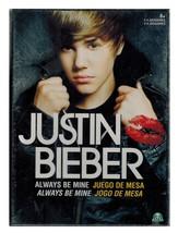 Justin Bieber Always Be Mine Board Game Spanish - $14.00