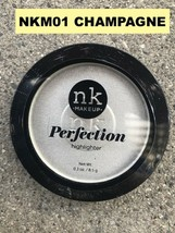NICKA K NEW YORK PERFECTION HIGHLITER COLOR: NKM01 CHAMPAGNE - $2.76