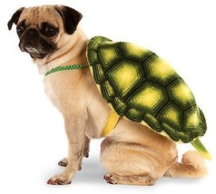Rubies Costume Company Turtle Shell Pet Backpack Small / Medium - $22.27