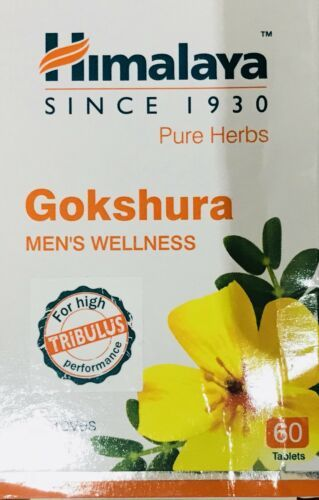 Primary image for Tribulus Terrestris Gokshura 60 Tablets  Improves male hormone Himalaya