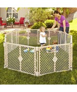 Indoor-Outdoor Play Yard-Security, Exercise, Safety, Children, Yard, Pla... - $89.49+