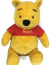 Fisher Price Mattel 2002 Disney Winnie the Pooh Talking Plush Toy 28 Inches - $24.47