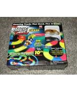 Magic Tracks Crash 10 ft of Flexible, Bendable Glow in The Dark As Seen ... - $18.69