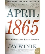 April 1865: The Month That Saved America (P.S.) - $8.49
