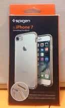 iPhone 7 Case, Spigen [Neo Hybrid Crystal] PREMIUM BUMPER [Champagne Gold] Clear - $12.82