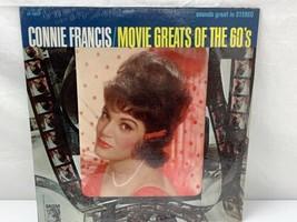 Connie Francis Movie Greats de La 18.3ms LP Record Álbum Vinilo - £3.77 GBP