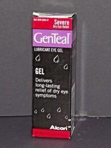 Genteal Severe Dry Eye Relief Lubricant Gel 0.34 Fl Oz 7/2018 New (u) - $11.87