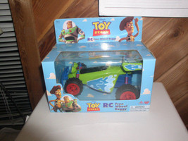 TOY Story R C Free Wheel Buggy by Thinkway Vomtage DisneyToys - $134.99