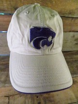 Kansas State Wildcats Fitted Size M Adult Hat Cap - $12.86