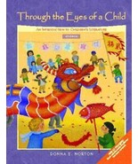 Through The Eyes Of A Child Intro to Childrens Literature Donna E Norton... - $15.88