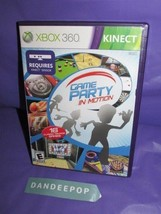 Game Party: In Motion (Microsoft Xbox 360, 2010) Kinect Video Game - $14.84