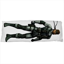 dakimakura body hugging pillow case solid gear geek nerd game gamer cover daki - $36.00
