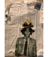 JEAN-MICHEL BASQUIAT NEW YORK NEW WAVE Uniqlo T-Shirt Limited Ed SOLD OU... - $62.72