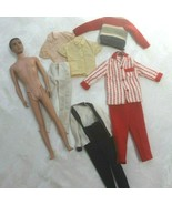 VINTAGE Doll mark: Ken ™ Pats. Pend. © MCMLX by Mattel Inc. LOT 1961 JAPAN  - $49.50