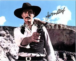 LEE VAN CLEEF Authentic Autographed Hand Signed Photo w/ COA  508 - $110.00