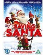 Saving Santa (2014) DVD - $5.79
