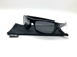 NEW OAKLEY OO9367-0260 DROP POINT BLACK AUTHENTIC SUNGLASSES FRAMES 61-18 - $77.57