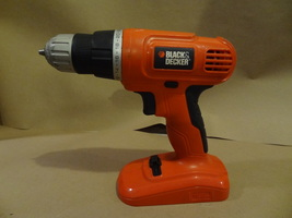 Black & Decker Cordless Drill GCO1800 Works Well Used Nice 18V Bare Tool - $22.99