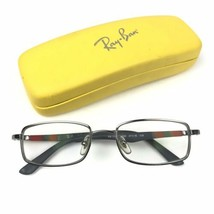 edbbcaa49e7 Ray-Ban Jr Boys Eyeglasses RB1030 4008 47–16-125 Gunmetal Polish -