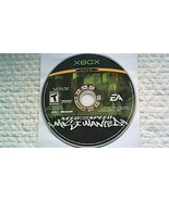 Need for Speed: Most Wanted (Microsoft Xbox, 2005) - $5.50