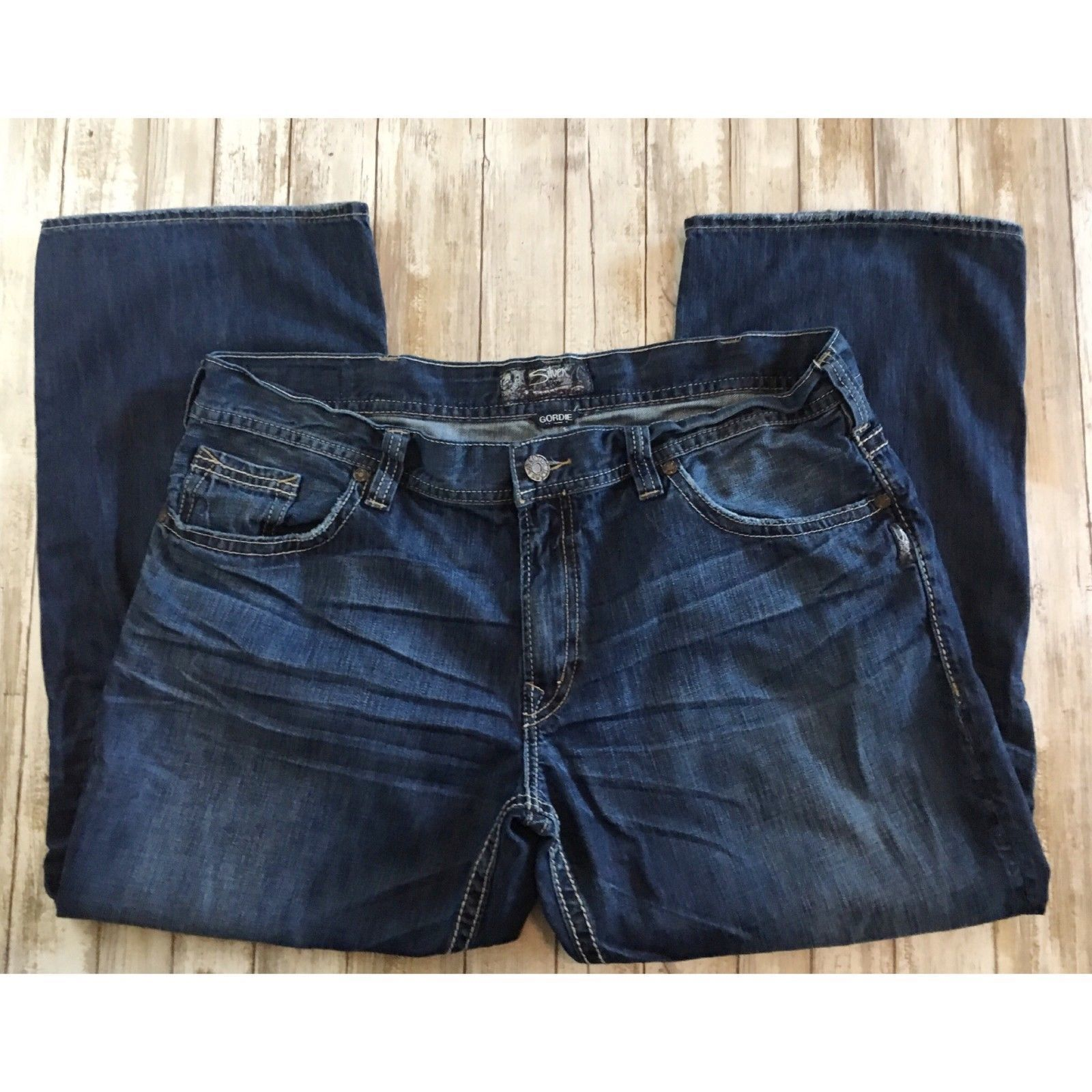 87fbc116 SILVER Jeans Gordie Relaxed Fit Mens Jeans and 50 similar items