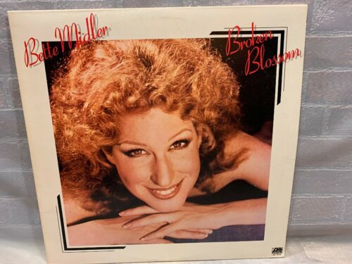 Bette Midler Broken Blossom LP Record Album Vinyle