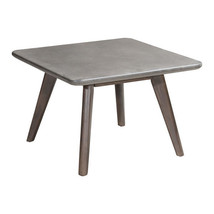 "48"" X 20.5"" X 16.5"" Gray And Beige Beach Coffee Table - $189.00"