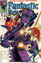 Fantastic Four (Vol. 1) #344 FN; Marvel | save on shipping - details inside - $1.00