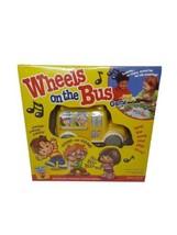 NEW Milton Bradley Wheels on the Bus Game Singing Musical Bus 2000 - $25.69