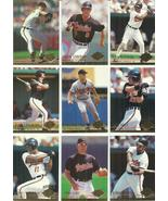 (22) 1994 Ultra Baltimore Orioles (22 Card Complete Team Set) See Scans! - $3.30