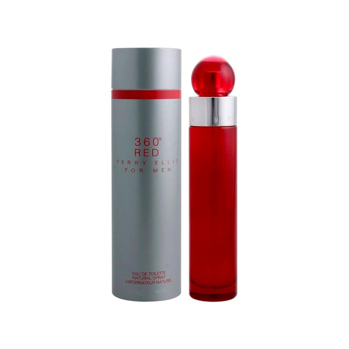 360 Rouge pour Hommes Eau de Toilette Spray par Perry Ellis 98ml - $31.55