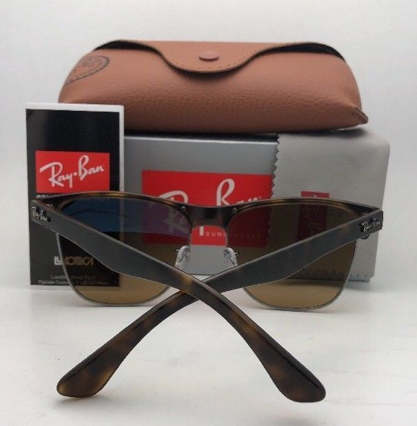 75aa805dffb978 New RAY-BAN Sunglasses RB 3546 9009 85 52-20 and 28 similar items