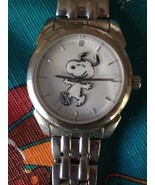 Fossil Limited Edition Peanuts Collection Snoopy Water Resistant Wrist W... - $229.99
