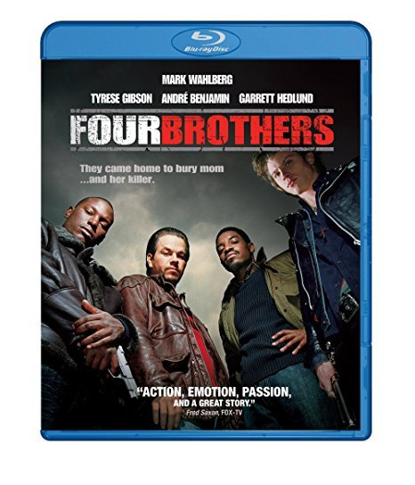 Four Brothers (Blu-ray + DVD)