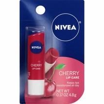 Nivea Cherry Lip Care Full Size BRAND NEW 1 ct - Discontinued Favorite - $4.94